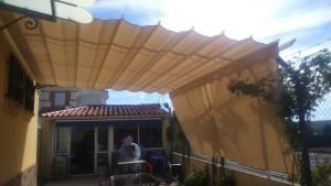 Toldos en Aranjuez